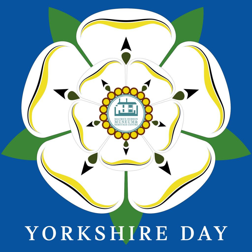 Yorkshire Day Maurice Dobson Museum and Heritage Centre, Darfield